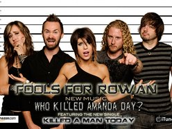 Image for Fools For Rowan