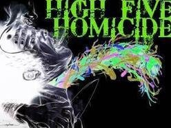 Image for High 5 Homicide