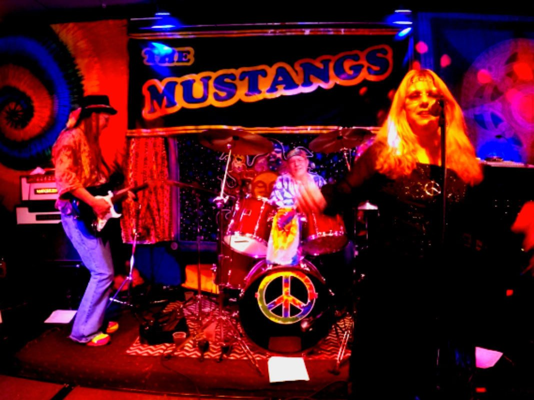 Image for The Mustangs-Remembering Woodstock