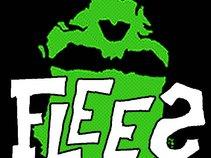 Flees