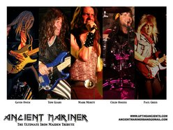 Image for Ancient Mariner - The Ultimate Iron Maiden Tribute