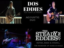 Image for The Steady Eddies