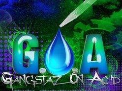 Image for Gangstaz On Acid