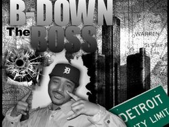 Image for B-Down The Boss