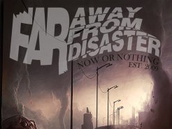 Image for FAR AWAY FROM DISASTER