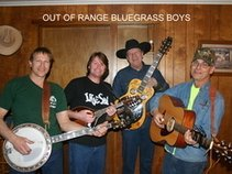 OUT OF RANGE BLUEGRASS BOYS
