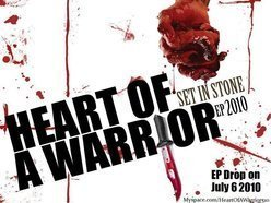 Image for Heart Of A Warrior
