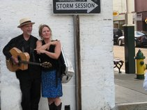 Maggie McKaig and Luke Wilson-Storm Session