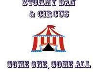 Stormy Dan and Circus