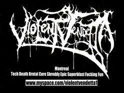 Image for Violent Vendetta