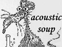 Acoustic Soup