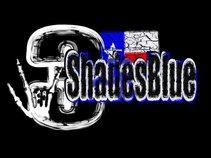 Three Shades Blue