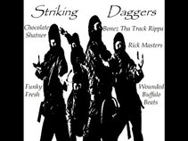 Striking Daggers