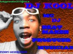 Image for DJ KOOL