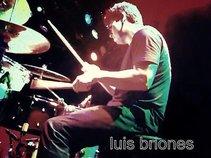 Luis Briones on Drums