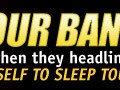 Motel 6 Rock Yourself To Sleep Tour