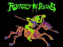 Royalty In Ruins