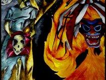 Hell Ride Death Punk Blues