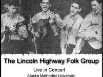 The Lincoln Highway Folk Group