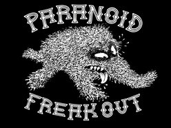 Image for Paranoid Freak Out