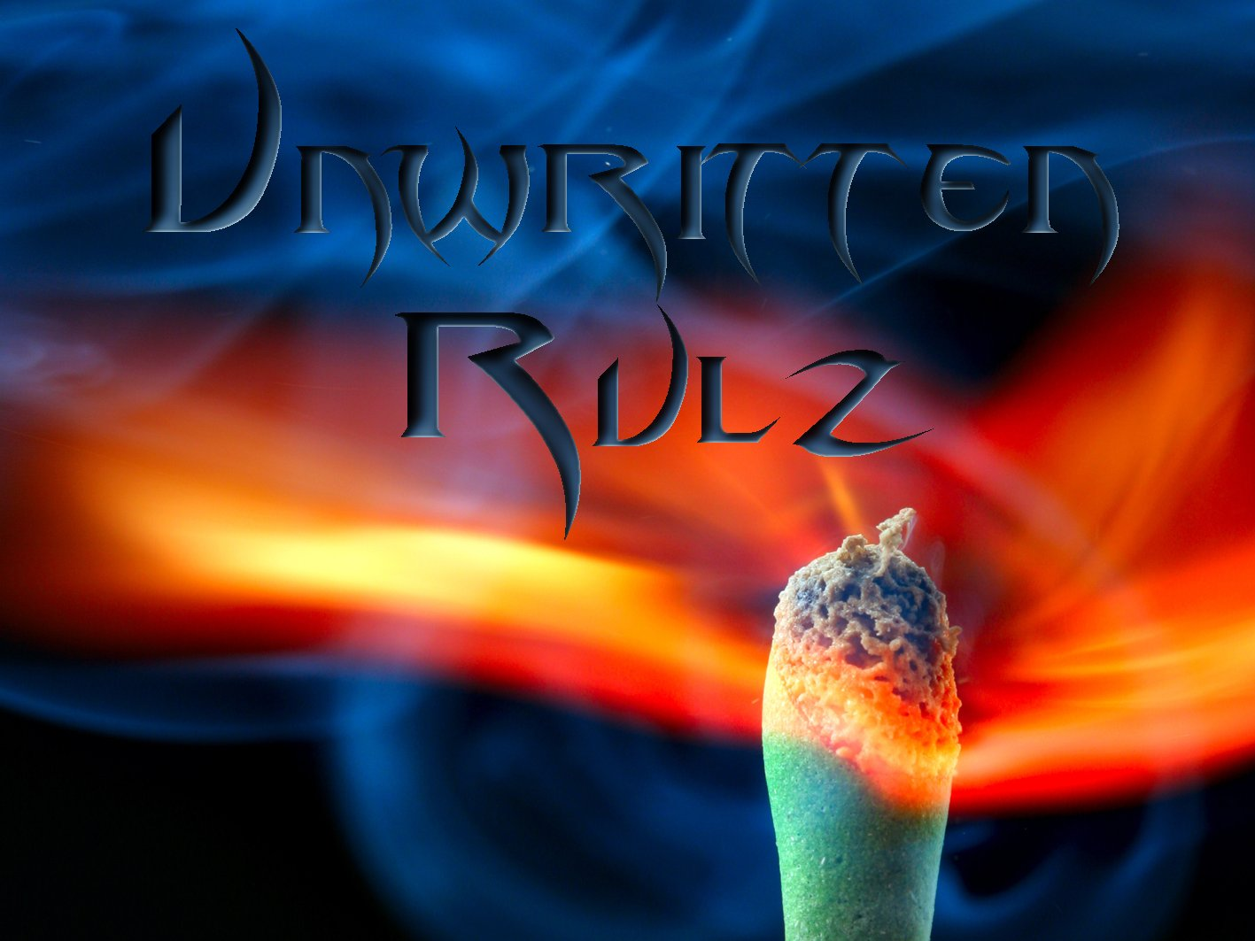 Image for Unwritten Rulz