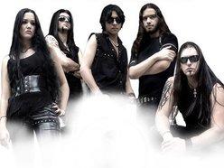 RAVENLAND Brazilian Gothic Metal Rock band