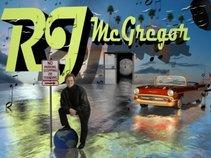 RJ McGregor
