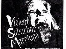Violent Suburban Marriage