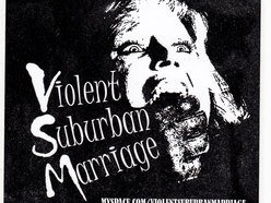 Violent Suburban Marriage