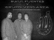Raul Fuentes Y Grupo Venganza