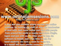 Online Jam Sessions