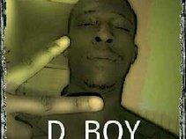 C.E.O OF BLACKWEBENT.D.BOY