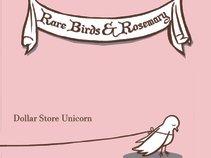 Rare Birds & Rosemary