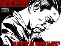 Andre Nickatina - Khan! The Me Generation