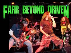 Image for Farr Beyond DriveN ~ Tribute to PanterA . . . . . . . . .