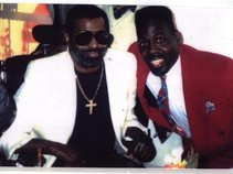 "Stan ""the Man"" Hampton With The ""Spirit"" oF Teddy Pendergrass"