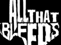Image for All That Bleeds