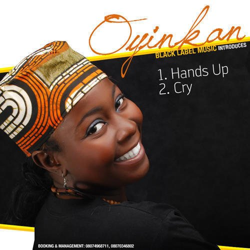 Hands Up Remix feat  GT The Guitarman by Oyinkansola