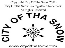 Image for CITY OF THA SNOW