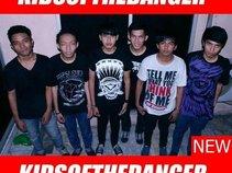 kids of the danger