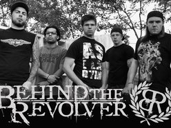 Image for Behind The Revolver