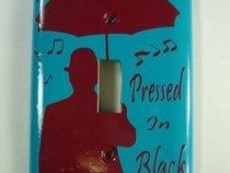 Pressed In Black