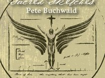 """Pete Buchwald:  """"Sacred Sketches"""""""