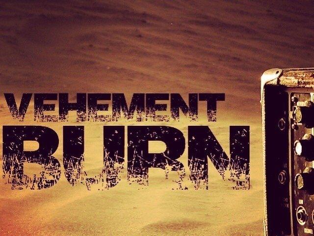 Image for Vehement Burn