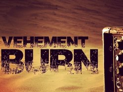 Image for The Vehement Burn