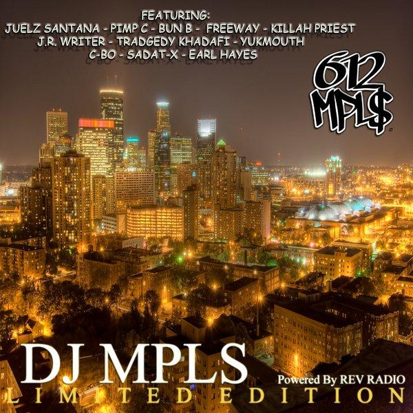 09) T-HUD f ) UGK BUN B & PIMP C - NEVER THOUGHT by DJ MPLS