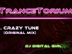 DJ Digital Girl