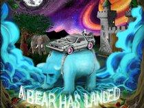 A Bear with a Car on Top