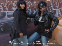 Helen Bruner & Terry Jones