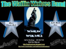 """Wailin' Bert"" of The Wailin' Wolves Band"